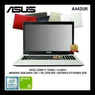 Promo Kredit Vivobook A442UR i7