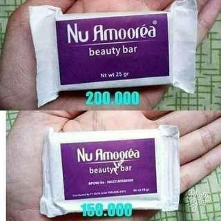 nu amoorea sabun alami 100% non mercury