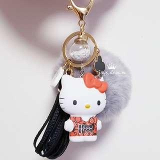 Hello Kitty Ezlink Bag Charm