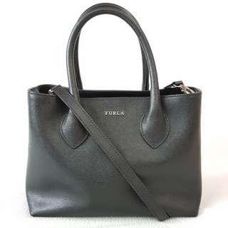 Authentic Furla Classic Shoulder Bag