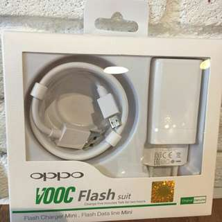 Charger OPPO VOOC ORIGINAL 100%