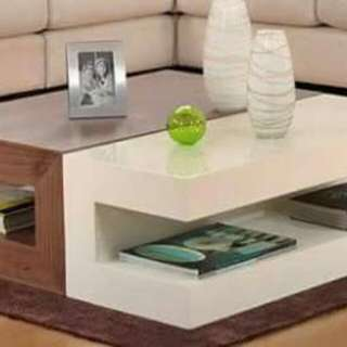 Meja coffe table    2,5  ukuran 80x60x20