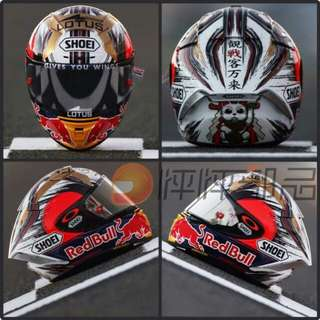 Helmet shoei X12 X14