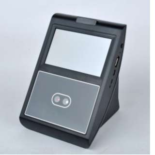 Biometric  Facial Recognition Time Attendance System Touch Screen