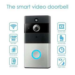 Battery wifi doorbell camera: