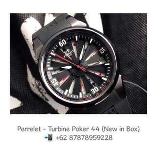 Perrelet - Turbine Poker 44 (New in Box)