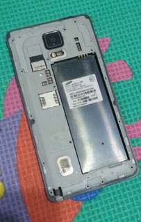 Note4 n910a 零件一組 ( no screen)