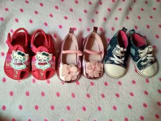 Take all baby girl shoes