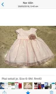 Sweet dress for girl