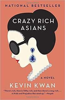 BRAND NEW Crazy Rich Asians