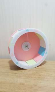 14.5cm彩色倉鼠跑輪