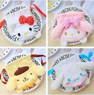 Little Sanrio Drawstring Bag 2R1