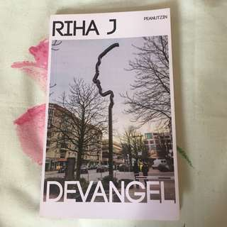 Devangel by Riha J (Poetry)