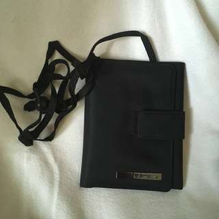 [SALE] Samsonite Passport holder in black | ✈️M09