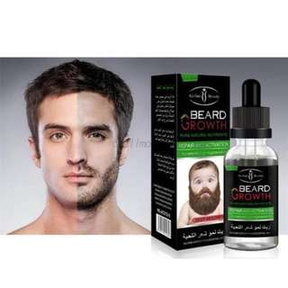 Beard Growth Serum - All Natural and effective!