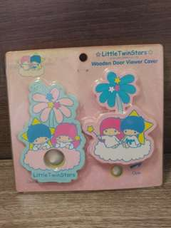 Sanrio Little Twin Stars door viewer