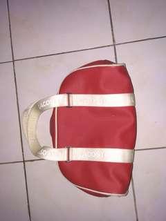 Red handy bag