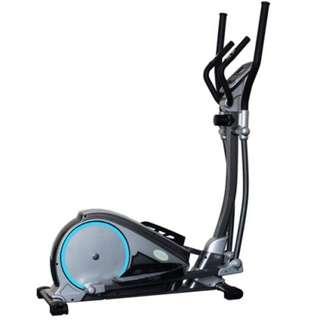 Sepeda Crosstrainer Bike Tl 600e Elliptical Besar Total Fitnes Murah Like Kettler