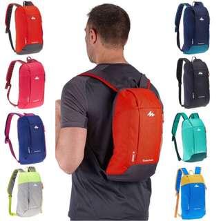 Decathlon Quechua 10l Hiking Backpack Bag