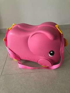 Elephant Trunki Pink
