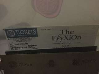 Elyxion concert ticket