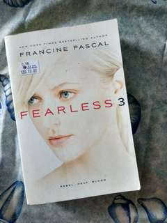 Fearless By Francine Pascal