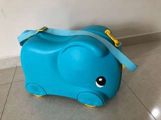 Elephant Trunki Blue
