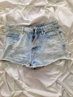 Forever 21 Denim Shorts