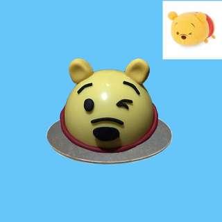 Winnie the pooh mini cake