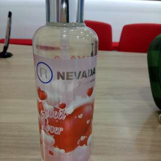 bodymist NEVADA  sweet lover