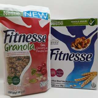 REPRICED Fitnesse Cereal And Granola Oats BUNDLE