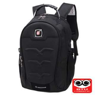 "SWISSGEAR Backpack V1 Fit Most 13"" to 15˝ Laptop - Black"