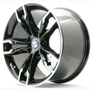 Velg Replika - BMW M6 HSR Velg 18X85-95 Hole 5X120