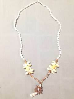Shell necklace #4