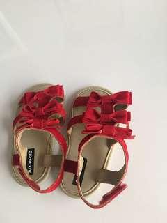 Sepatu Sendal Baby Cantik