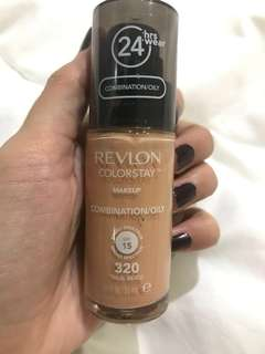 Foundation Revlon Colorstay 24hrs wear