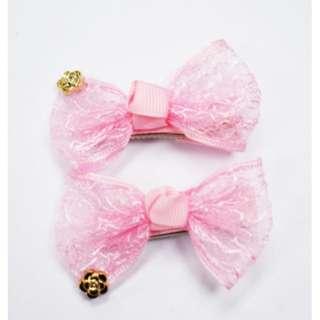Pinky hairclip