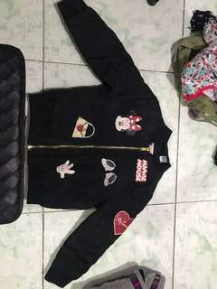 """Repriced!! """"H&M"""" bomber jacket"""