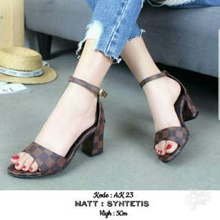 Sepatu Heels Wanita AK 23