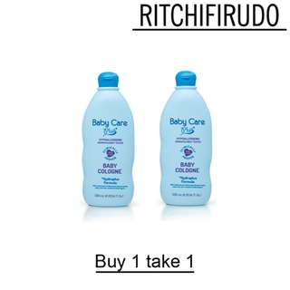 Baby care plus Blue Baby cologne 200ml