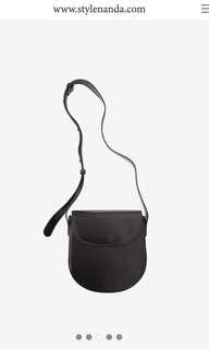 Stylenanda black shoulder bag
