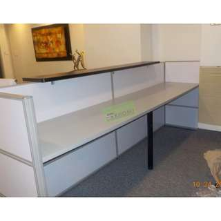 RD-377 CUSTOMIZE RECEPTION TABLE--KHOMI