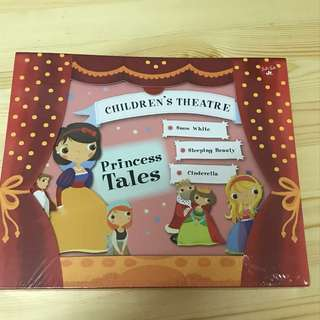Children's Theatre Princess Tales