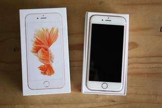 Kredit iPhone 6s 64 GB tanpa kartu kredit