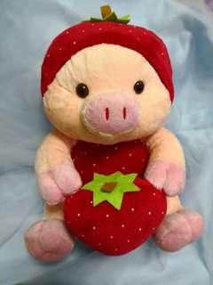 Strawberry Piggy