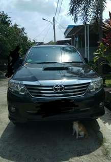 Fortuner for sale good condition