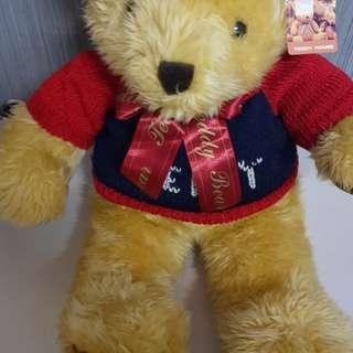 🚚 泰迪熊(Teddy house)