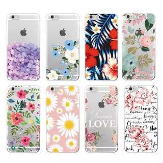 [PO] Floral Phone Casing