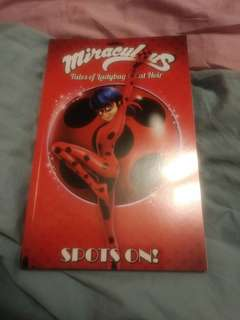 Miraculous Ladybug Graphic Novel