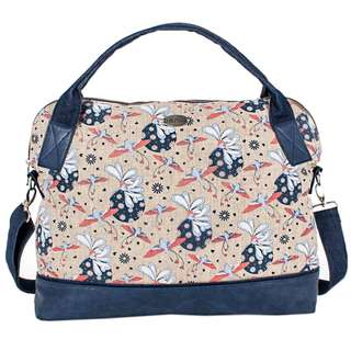 Artisan baby diaper bag - brand new (midnight)